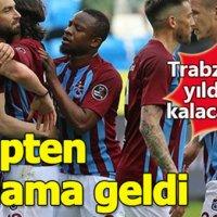 Trabzonspor'un yıldızları takımda kalacak mı?