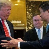 Trump, Alibaba ile ne konuştu?