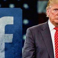 Trump'ın hedefi bu kez Facebook