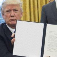 Trump'tan Huawei'ye özel kararname