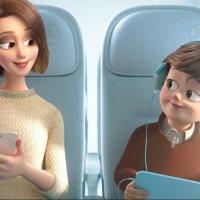 Türk Hava Yolları'ndan yeni uçuş emniyet videosu!