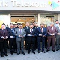 Türk Telekom'un Atakum Müşteri Merkezi açıldı...