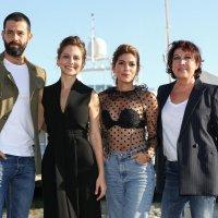 Türk dizi oyuncuları Fransa'da!
