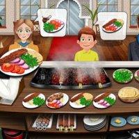 Türk mutfağını tanıtan oyun: Kebap World