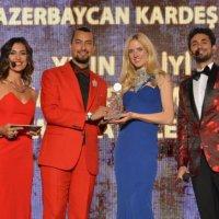 Türkiye-Azerbaycan Kardeşlik Ödülleri sahiplerini buldu