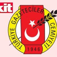 Türkiye Gazeteciler Cemiyeti kapatılsın