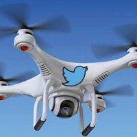 Twitter'dan drone atağı