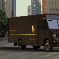 UPS sürücüsüz kamyonları teste başladı