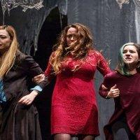 'Üç Kız Kardeş' Dijital Sahne'de