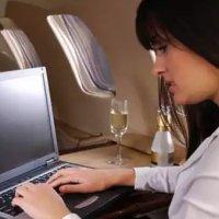 Uçakta internet dönemi başlıyor