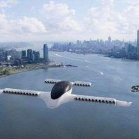 Uçan taksi hız rekoru: 100 km/s