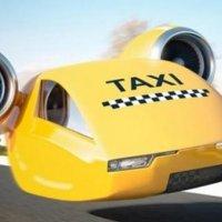 Uçan taksiler çıktı geliyor