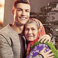Ümmiye Teyze ve Ronaldo aynı reklamda