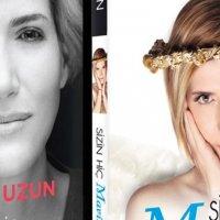 Özge Uzun'un kitapları 3 dile çevrildi!