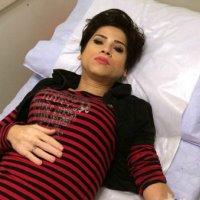 Ünlü şarkıcı 'Aşk Yüzünden' hastaneye kaldırıldı!