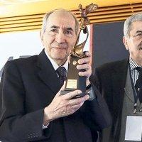 Usta gazeteciye basın onur ödülü layık görüldü...