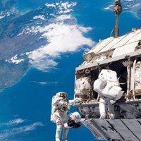 Uzay istasyonu geliyor
