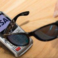 Visa'dan temassız ödeme destekli güneş gözlüğü