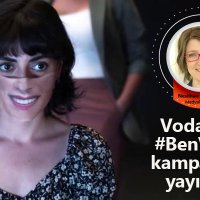 Vodafone #BenVarım kampanyası yayılıyor