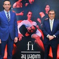 Vodafone, Fi'nin sponsorluğunu üstlendi