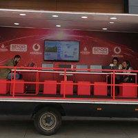Vodafone Kodlama Minibüsü eğitim için yola çıkıyor!