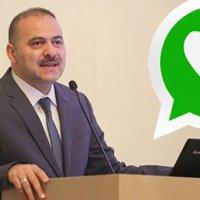 WhatsApp gizli mesajları okuyabiliyor!