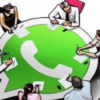 WhatsApp grup sohbetlerinde yenilik