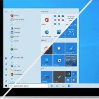 Windows 10 Start menüsü için görsel güncelleme geliyor