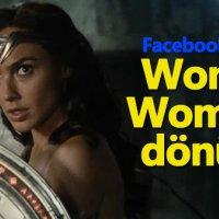 Wonder Woman'a dönüşün
