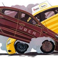 Yandex.Taxi ve Uber'den ortaklık anlaşması