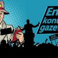 Yazılı basının gündemindeki gazeteci Candaş Tolga Işık