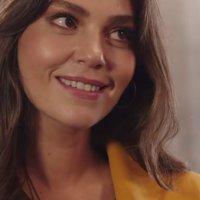 Yeni kadın reklam yüzü Aslı Enver