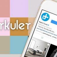 Yerli ColorKuler, Instagram hesabınızın renk paletini çıkarıyor