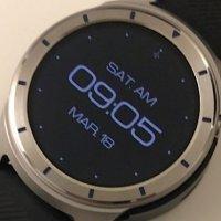 ZTE'nin Android Wear'lı ilk akıllı saatinden yeni detaylar