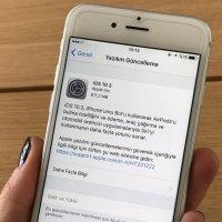 iOS 10.3 güncellemesi yayında