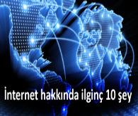 İnternet hakkında bilmediklerimiz