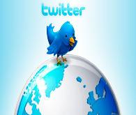 İşte Twitter haritası