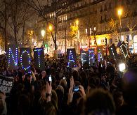 Manşetlerle Charlie Hebdo