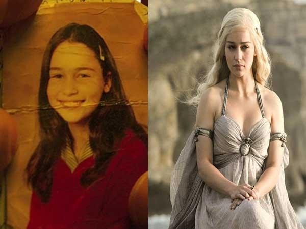Efsanevi 10 Game Of Thrones karakterinin çocukluk fotoğrafları
