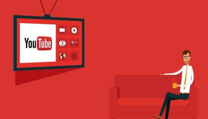 100 milyon kişi TV'de YouTube seyrediyor