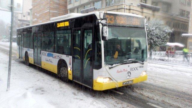145 yıllık İETT otobüsleri tarih oluyor!