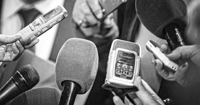 "159 tutuklu, 123 de ""kaçak"" gazeteci var"