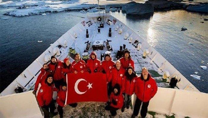 4.Ulusal Antarktika Bilim Seferi heyeti uğurlandı