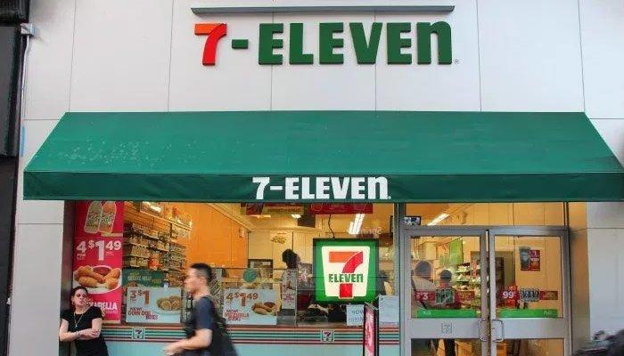 7-Eleven kasiyersiz market açtı