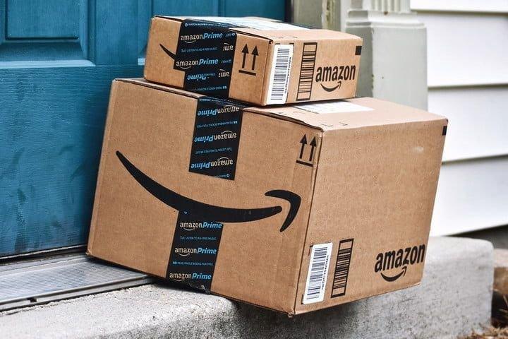 ABD polisi hırsızları sahte Amazon kutularıyla yakalıyor