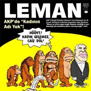 AKP'li Belediye Başkınından Leman'a şok eden dava!