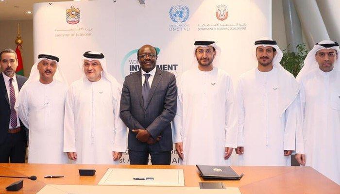 Abu Dabi,UNCTAD yatırım formuna kapılarını açacak