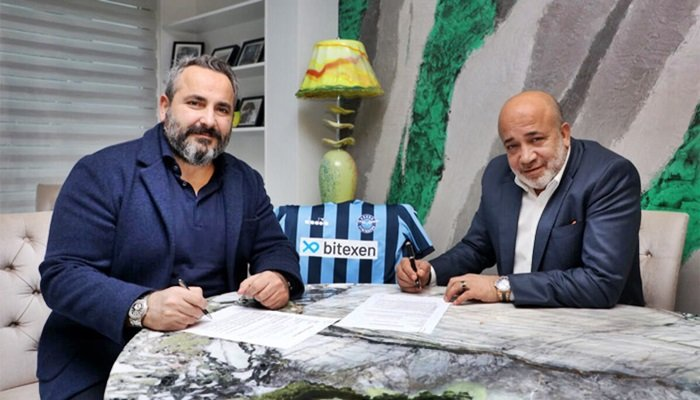 Adana Demirspor'un yeni sponsoru belli oldu!
