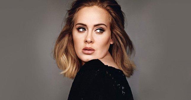 Adele'in takipçi sayısı 25 milyon oldu