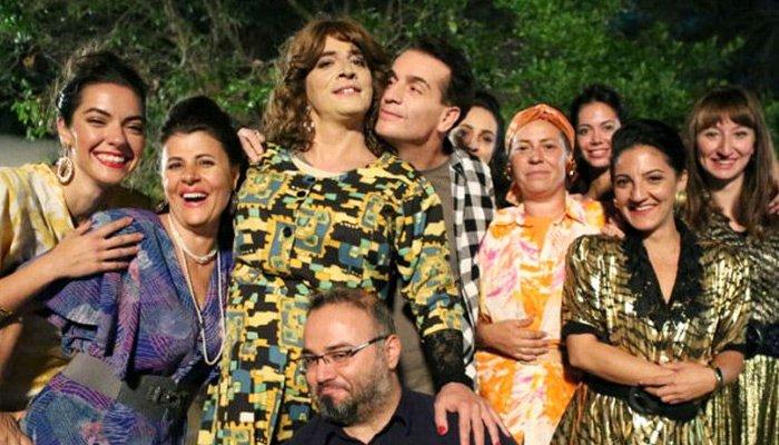Ahmet Kural yeni filminde kadın kılığına girdi